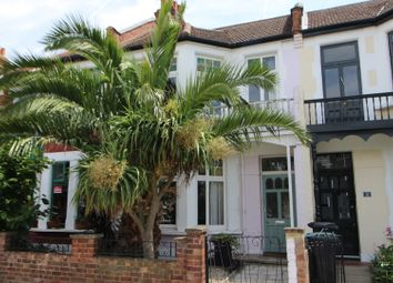 Thumbnail 3 bedroom terraced house for sale in Linzee Road, Crouch End