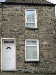 Thumbnail 2 bed terraced house to rent in Fforchaman Road, Godreaman, Aberdare