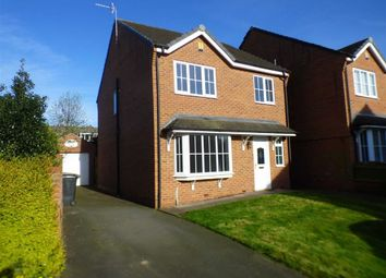 Thumbnail 4 bed detached house for sale in Limes Close, Haslington, Crewe