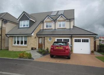 Thumbnail 4 bed detached house to rent in Mackie Way, Elrick AB32,