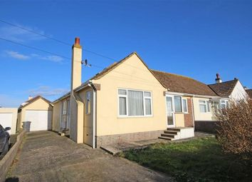 Thumbnail 3 bed semi-detached bungalow for sale in Westover Close, Wall Park, Brixham