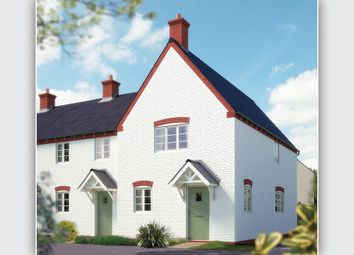 "Thumbnail 3 bed semi-detached house for sale in ""The Duncote"" at Towcester Road, Silverstone, Towcester"