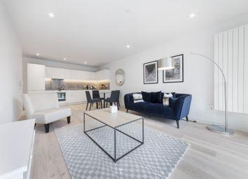 Thumbnail 2 bed flat to rent in Fairwater House, 1 Bonnet Street, Royal Wharf, London