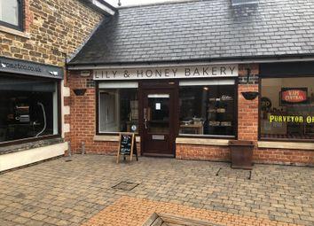 Retail premises for sale in Gaol Street, Oakham LE15