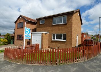 Thumbnail 3 bed property to rent in Nunns Lane, Featherstone, Pontefract