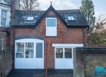 Thumbnail 2 bed detached house for sale in Rosebery Road, Muswell Hill, London