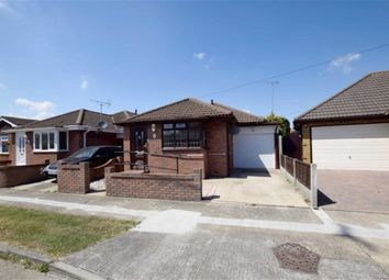 Thumbnail 2 bed detached bungalow for sale in Mayland Avenue, Canvey Island, Essex