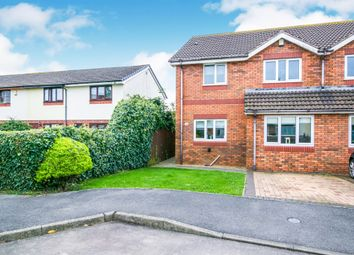 Thumbnail 3 bed semi-detached house for sale in St. Davids Way, Porthcawl