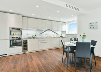 Thumbnail 2 bed flat for sale in Gladwin Tower, 50 Wandsworth Road, Nine Elms Point
