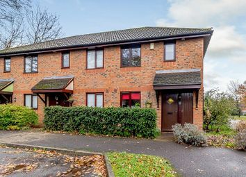 Thumbnail 3 bed end terrace house for sale in Medhurst Close, Chobham, Woking