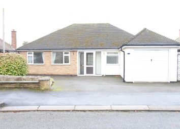 Thumbnail 3 bed bungalow to rent in Knights Crescent, Rothley