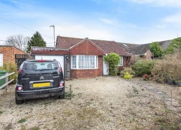 Thumbnail 3 bed detached bungalow for sale in Longworth, Oxfordshire