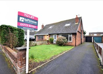 Thumbnail 3 bedroom semi-detached house to rent in Leicester Avenue, Garstang, Preston, Lancashire