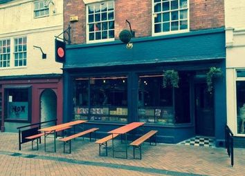 Thumbnail Leisure/hospitality for sale in 34-35 Sadler Gate, Sadler Gate, Derby