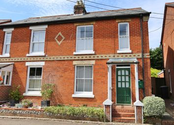 Thumbnail 2 bed semi-detached house for sale in Brooklands Road, Bishops Waltham, Southampton