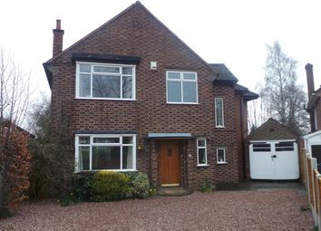 Thumbnail 4 bed detached house for sale in Orphanage Road, Erdington, Birmingham