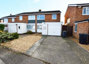 Thumbnail 3 bed semi-detached house to rent in The Briars, Kempston