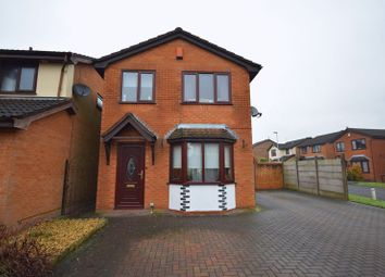 Thumbnail 3 bed detached house for sale in Smallwood Grove, Birches Head, Stoke-On-Trent