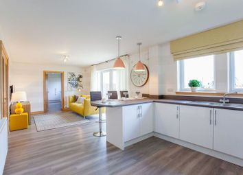Thumbnail 4 bedroom detached house for sale in The Castleton, Auchterarder