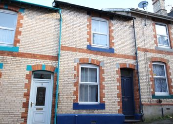 Thumbnail 2 bed terraced house to rent in Hilton Road, Newton Abbot