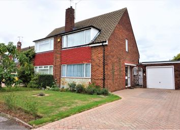 Thumbnail 3 bed semi-detached house for sale in Ember Road, Slough