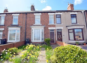 Thumbnail 3 bedroom terraced house for sale in Greenfields Road, Bishop Auckland
