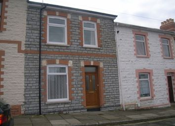 Thumbnail 2 bed terraced house to rent in Coronation Terrace, Penarth
