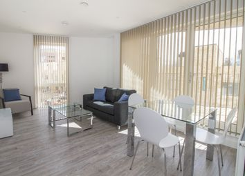 Thumbnail 1 bed flat to rent in Spring, Camellia Apartments, Stonebridge