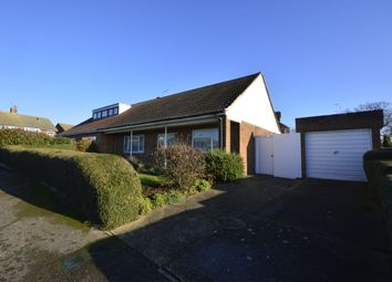 Thumbnail 2 bed bungalow for sale in Coombe Road, Hoo, Rochester