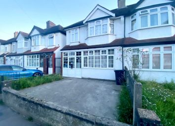 Thumbnail 3 bed semi-detached house for sale in Norbury Avenue, Thornton Heath