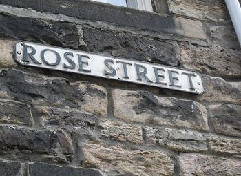 Thumbnail 2 bedroom flat to rent in Festival Let Rose Street, Edinburgh Available July & August