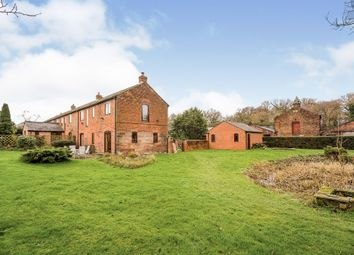 Manley Road, Alvanley, Frodsham WA6. 4 bed barn conversion for sale