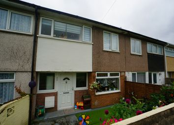 Thumbnail 4 bed terraced house for sale in Elm Drive, Risca, Newport
