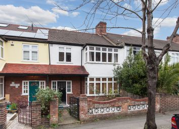 Thumbnail 3 bed terraced house for sale in Endymion Road, London