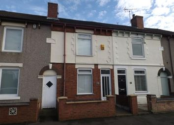 Thumbnail 2 bedroom terraced house for sale in Harcourt Street, Kirkby-In-Ashfield, Nottingham, Notts
