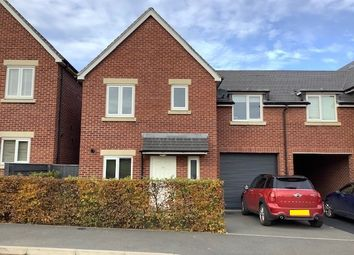 Thumbnail 3 bed semi-detached house for sale in Headstock Drive, Castle Gresley