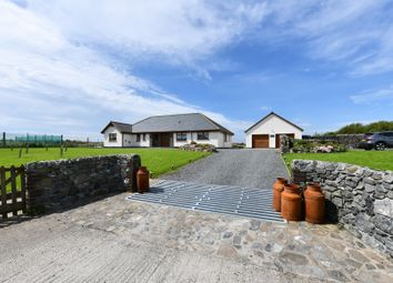 Thumbnail 5 bed bungalow for sale in Kirklauchline, Stoneykirk