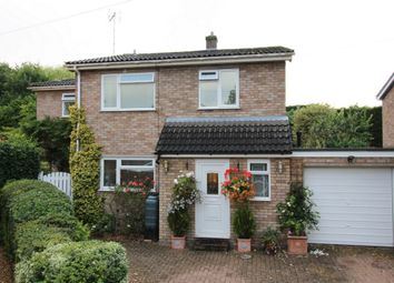 Thumbnail 4 bed detached house for sale in Docwras Close, Shepreth