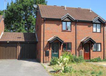 Thumbnail 2 bed semi-detached house for sale in Hodder Close, Chandlers Ford, Eastleigh