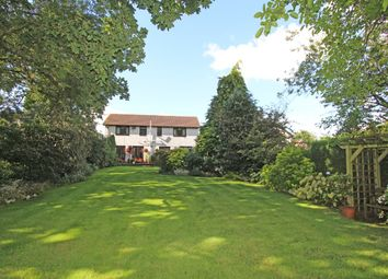 Thumbnail 4 bed detached house for sale in Uffculme Road, Willand