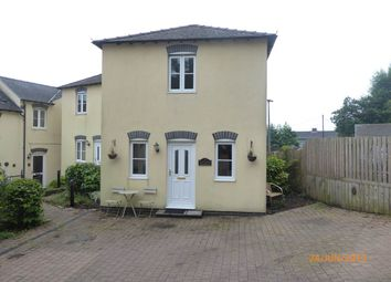 Thumbnail 2 bed mews house for sale in Llys Ystrad, Johnstown, Carmarthen