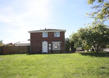 Thumbnail 3 bed end terrace house for sale in Orchard Way, Syston, Leicester