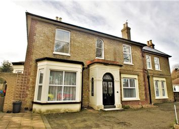 Thumbnail 2 bed flat for sale in Flat 1, The Lodge, Salts Drive, Broadstairs, Kent