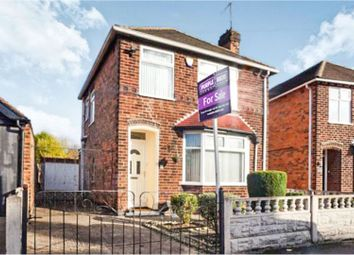 Thumbnail 3 bed detached house for sale in West Avenue, Stapleford