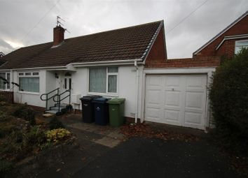 Thumbnail 2 bed semi-detached bungalow for sale in East Boldon Road, Cleadon Village, Cleadon