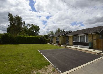 Thumbnail 3 bed detached bungalow for sale in Redehall Road, Smallfield, Horley