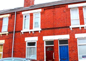 Thumbnail 2 bed terraced house for sale in Apley Road, Hyde Park, Doncaster