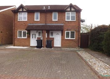 Thumbnail 2 bedroom semi-detached house to rent in Stonybeck Close, Westlea, Swindon