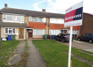 Thumbnail 3 bed terraced house for sale in Brennan Road, Tilbury
