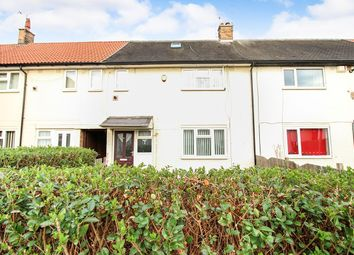 Thumbnail 2 bed terraced house for sale in Chelmsford Close, Hull